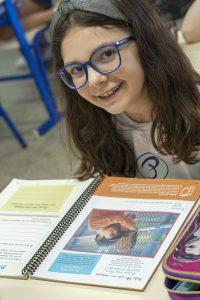 alunos do colégio piaget tem aulas do program compasso